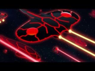 Animeland.su_Последний рубеж: Защитники Галактики / Ginga Kikoutai Majestic Prince 22 серия [Cuba77 & Nika Lenina] 2013