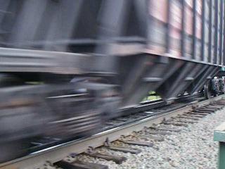 Манихино 09 сентября 2012 Адский поезд